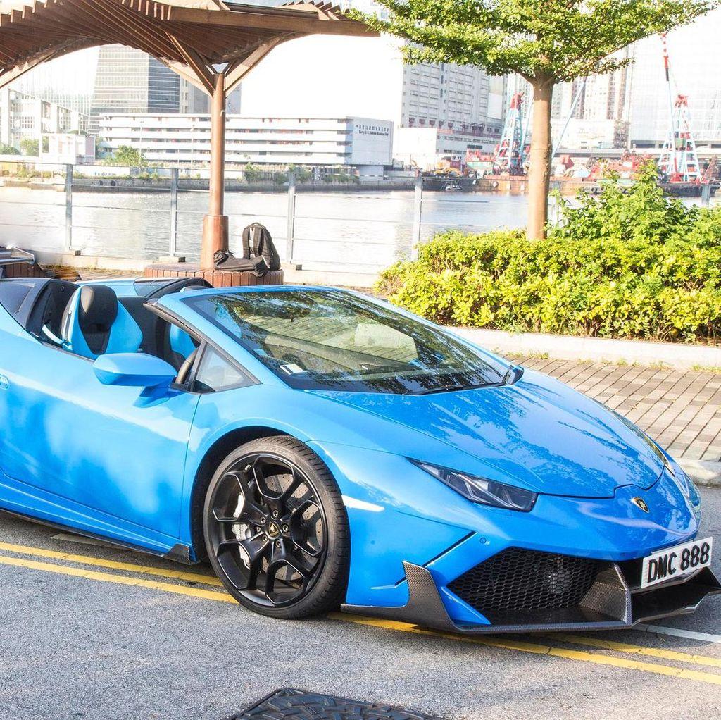 Ini Lamborghini Huracan Spyder Paling Menakutkan