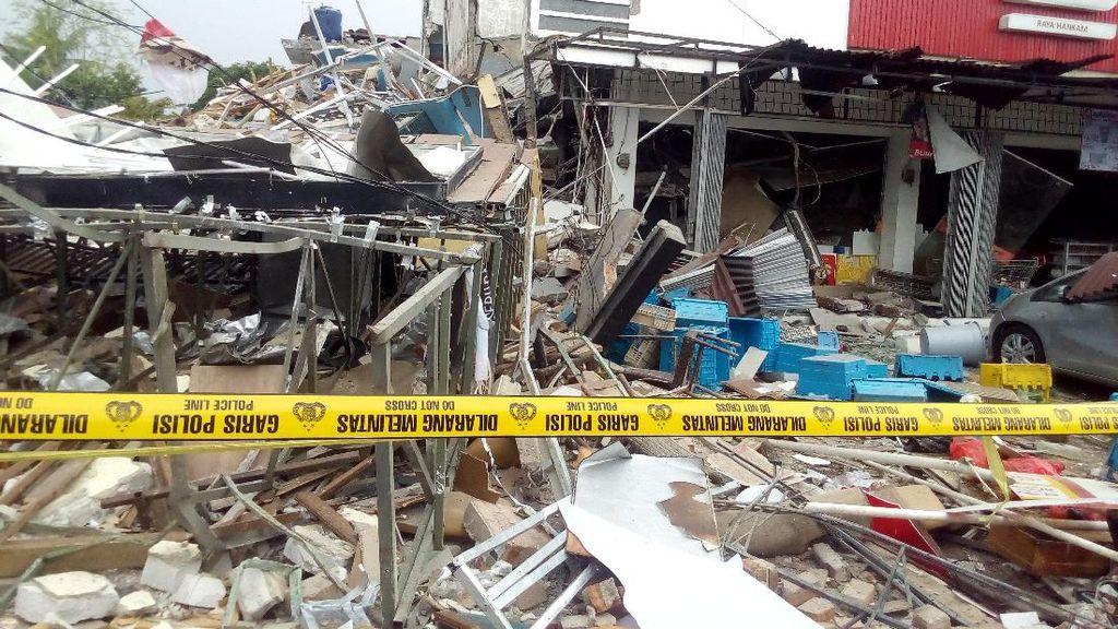 Ledakan Hebat di Bekasi, GM PHD: Semalam Semuanya Sesuai Prosedur