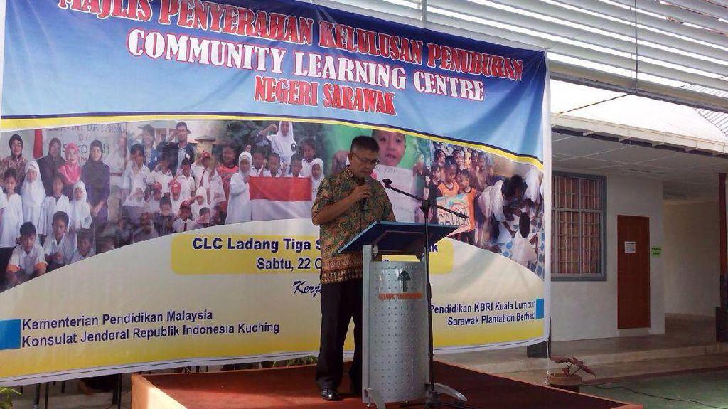 Kini Pendidikan Anak TKI di Sarawak Diakui Pemerintah Malaysia