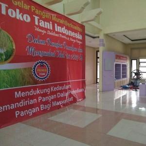 Pasar Murah Toko Tani Berubah Jadi Lapangan Badminton, Ini Penjelasan Kementan