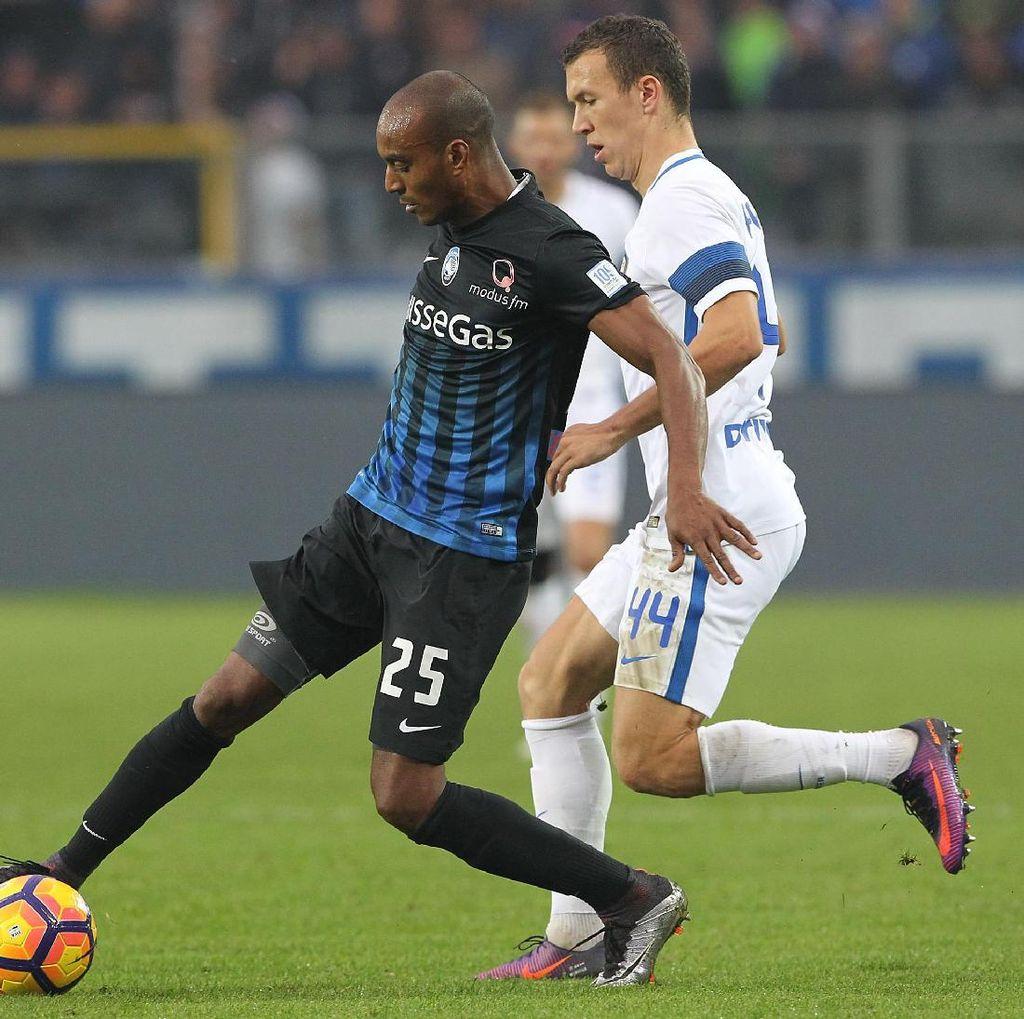 Penalti di Menit-Menit Akhir Beri Atalanta Kemenangan atas Inter