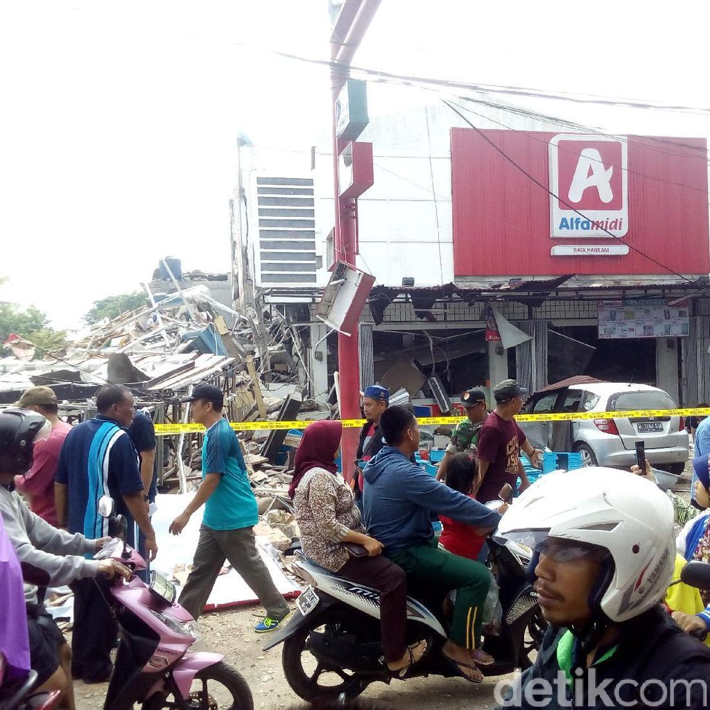Cerita Warga Soal Dahsyatnya Ledakan di PHD Pondok Melati Bekasi