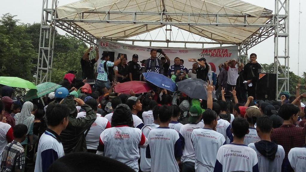Warga Jakut ke Agus Yudhoyono: Kita Kerja untuk Pemprov DKI, Bukan Ahok
