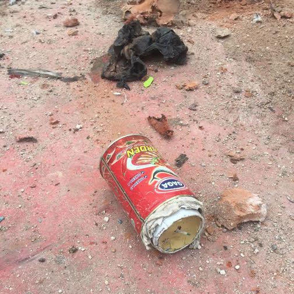 Satu Bom yang Gagal Meledak di Tembok LP Lhokseumawe Diamankan
