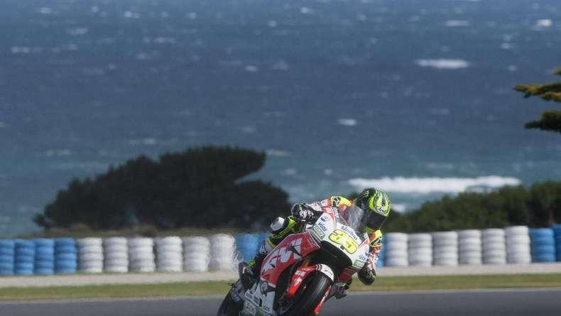 Marquez Crash, Crutchlow Menangi MotoGP Australia