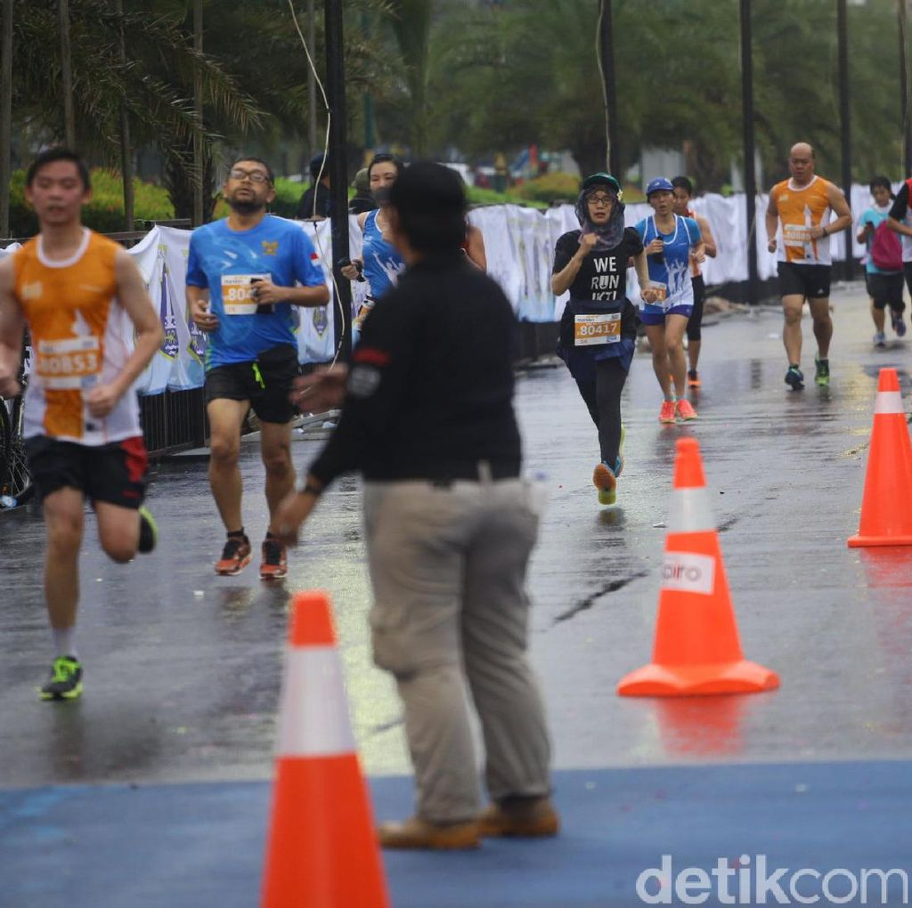 Jakarta Marathon 2016 Tuai Keluhan dari Para Peserta