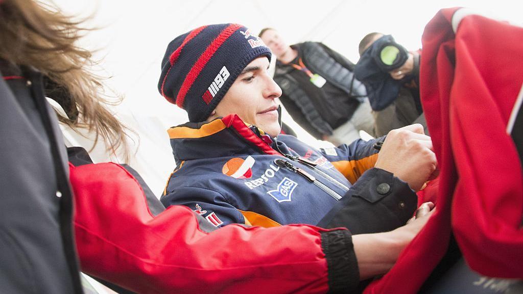 Lorenzo dan Rossi Bikin Marquez Terkejut