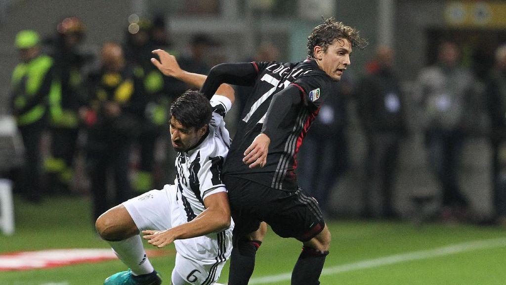 Cara Milan Memanfaatkan Kelengahan Juventus Lewat Locatelli