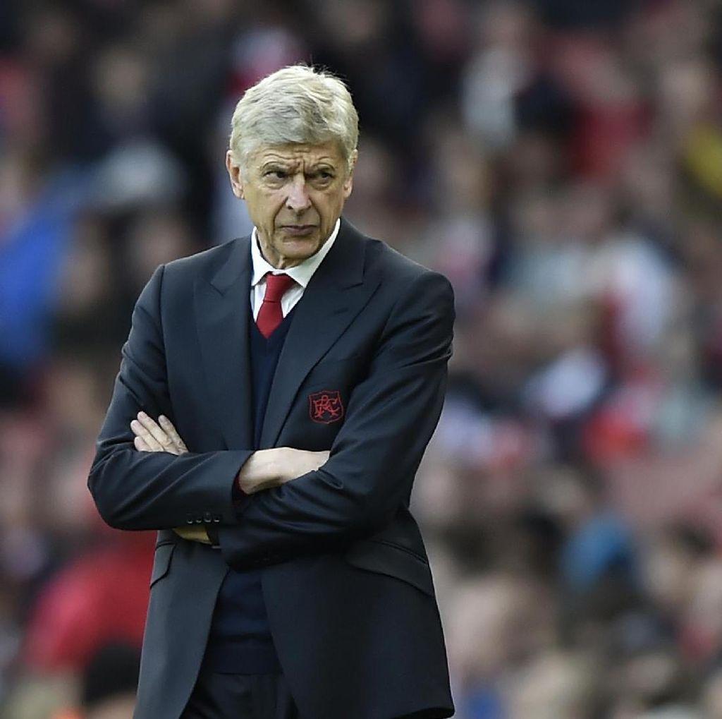 Prediksi Wenger: 82-86 Poin Akan Cukup untuk Juara