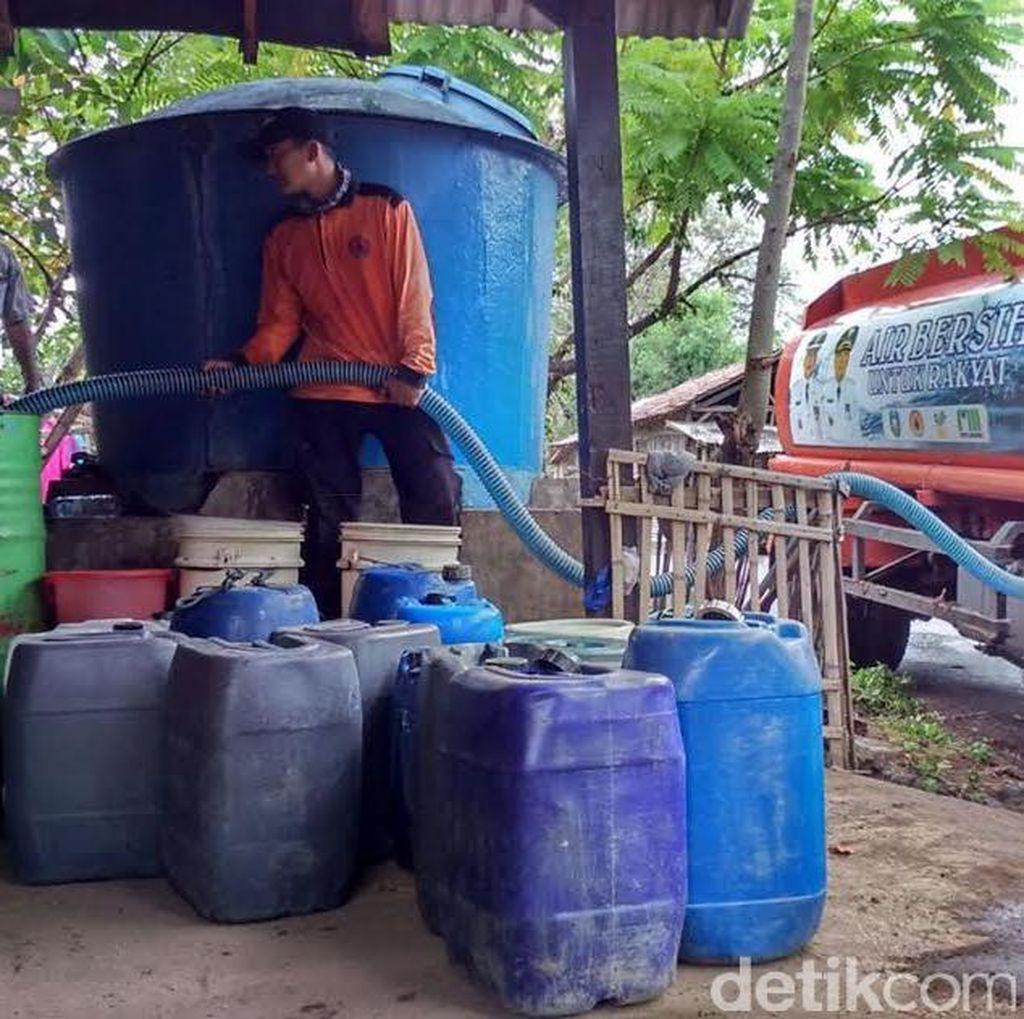 Masuki Musim Penghujan, 10 Desa di Situbondo Masih Dilanda Kekeringan