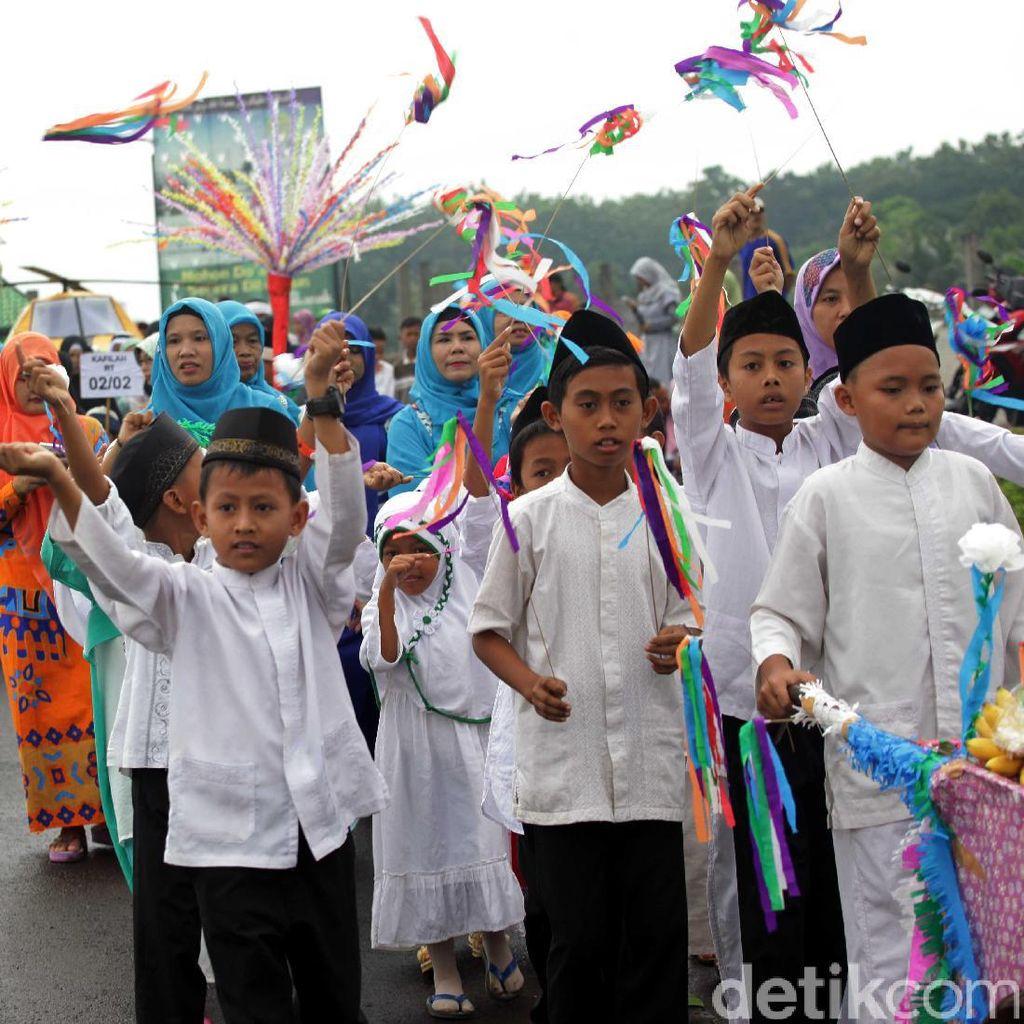Karnaval dan Festival Anak Yatim