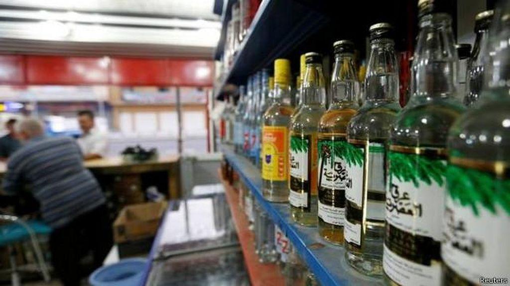 Parlemen Irak Larang Minuman Beralkohol, Kelompok Oposisi Menentang