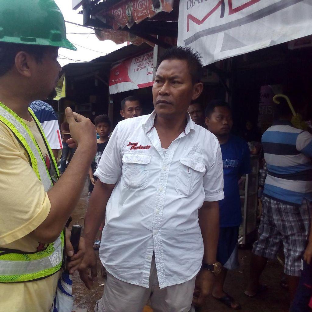 Kontrakan AKBP Untung Sangaji Ikut Kena Imbas Ledakan PHD di Bekasi
