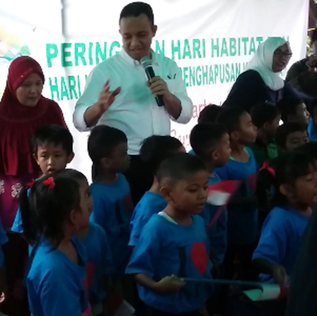 Punya Rekam Jejak Menteri, Anies Janji Libatkan Warga Bangun DKI