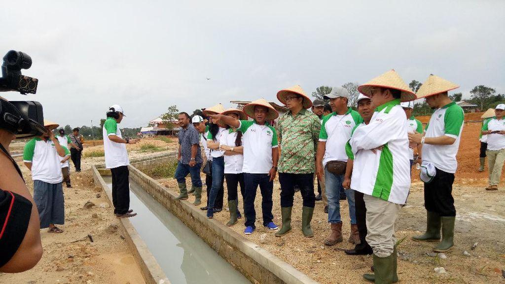 Saran MPR untuk Pengembangan Bekas Kawasan Tambang Timah di Bangka