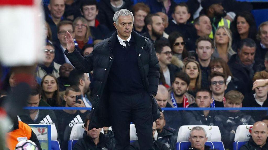 Mourinho: MU Perlu Segera Kembali ke Jalur Kemenangan