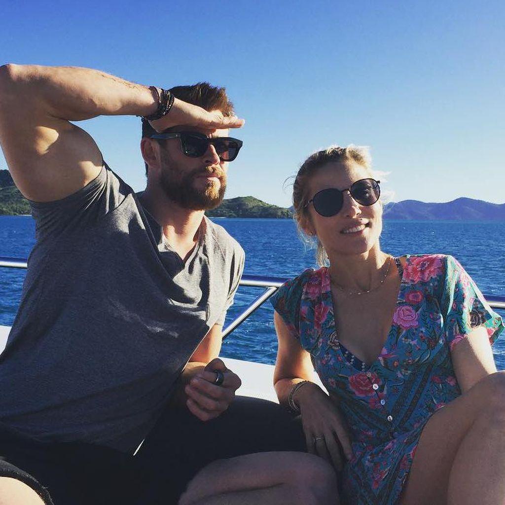 Rumah Tangga Chris Hemsworth Dikabarkan Retak