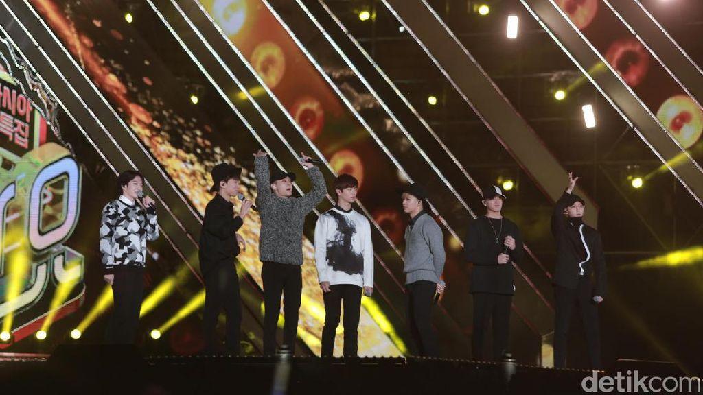 BTOB hingga Red Velvet di Busan One Festival 2016