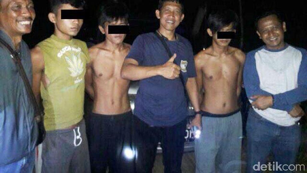 3 Tahanan Polisi Kampar Riau yang Kabur Berhasil Ditangkap, 1 Buron