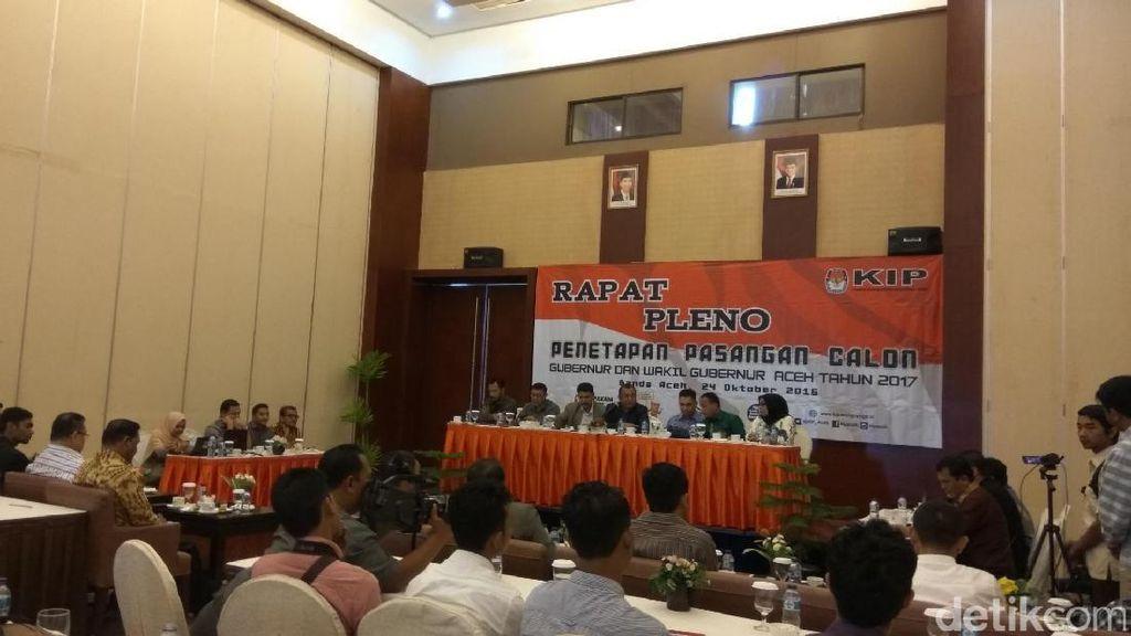 Pilgub Aceh, KIP Jelaskan Puteh Sudah Minta Maaf dan Penuhi Syarat Jadi Cagub
