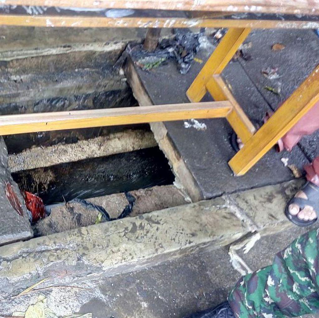 Ade Tewas Terseret Banjir Saat Menolong Wanita yang Hanyut di Jl Setiabudi Bandung