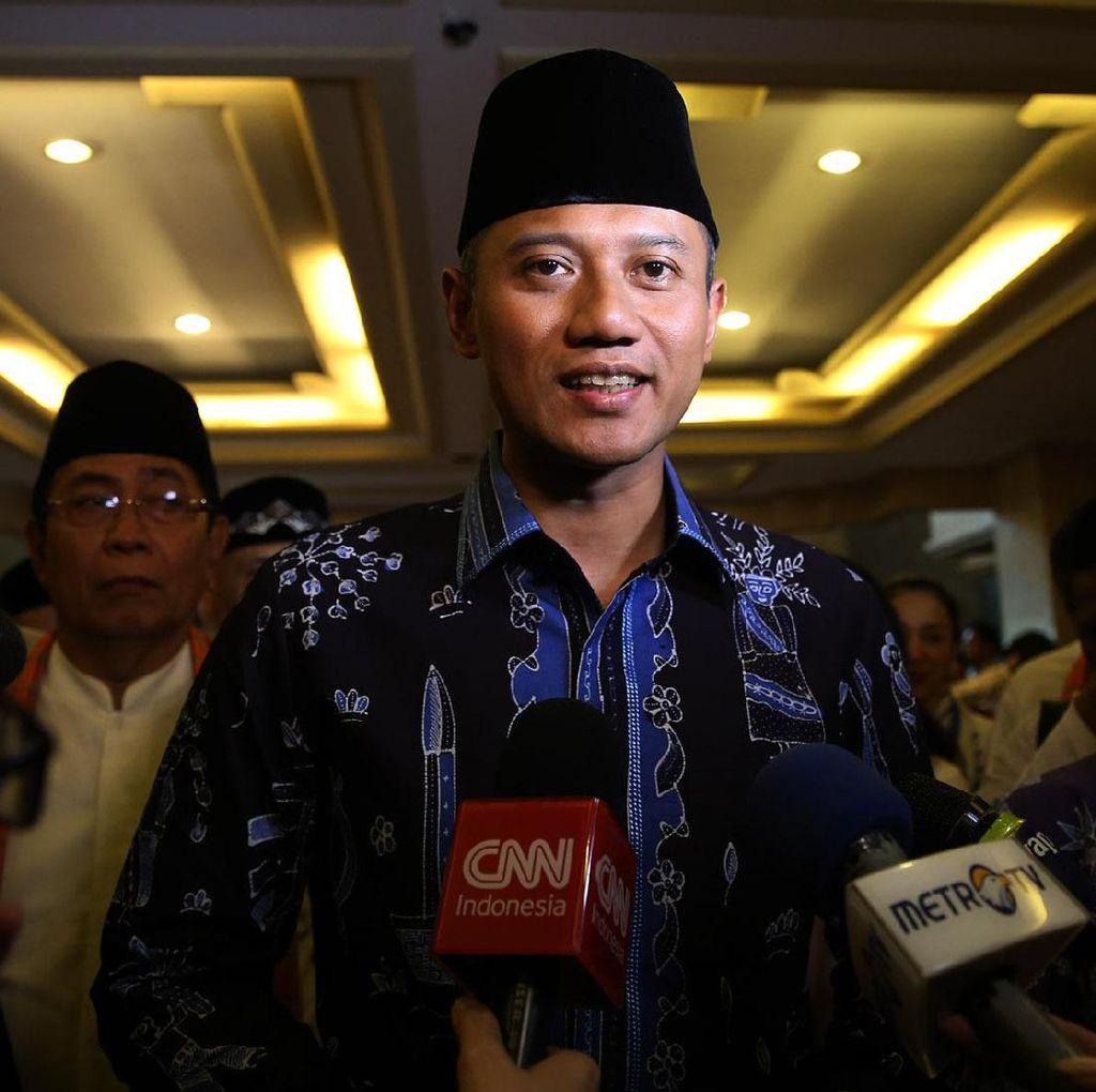 Agus Yudhoyono: Yang Saya Tampilkan Natural, Bukan Bisikan Konsultan