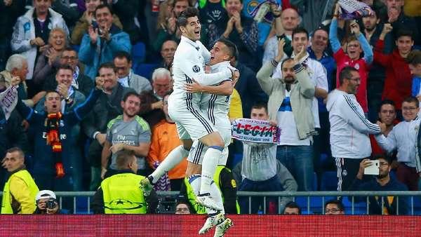 Morata Supersub Milik Madrid