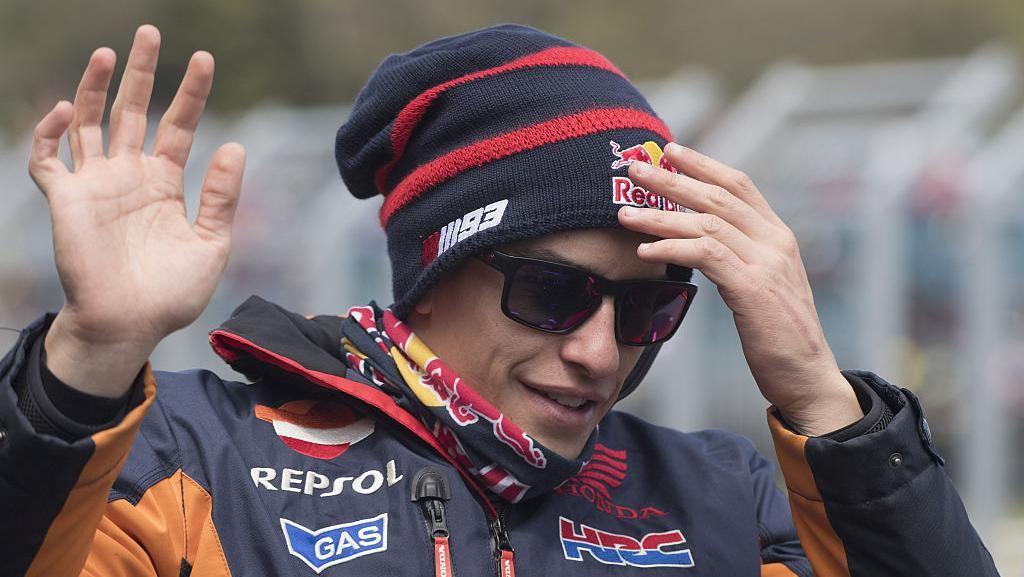Marquez soal Crash di Phillip Island dan Tekad Lebih Baik di Sepang