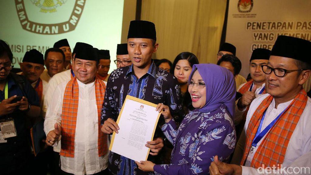 Mau Nomor Urut Berapa? Agus Yudhoyono: Semua Penuh Arti dan Bagus