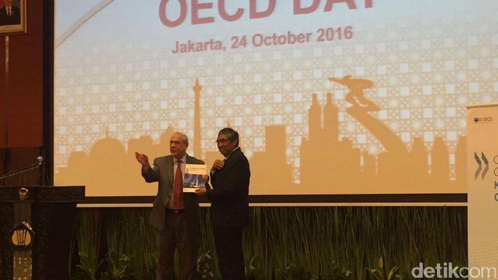 OECD Puji Program Tax Amnesty Jokowi