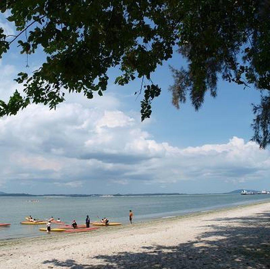 Pantai Horor di Singapura, Punya Kisah Hantu Kepala Terbang
