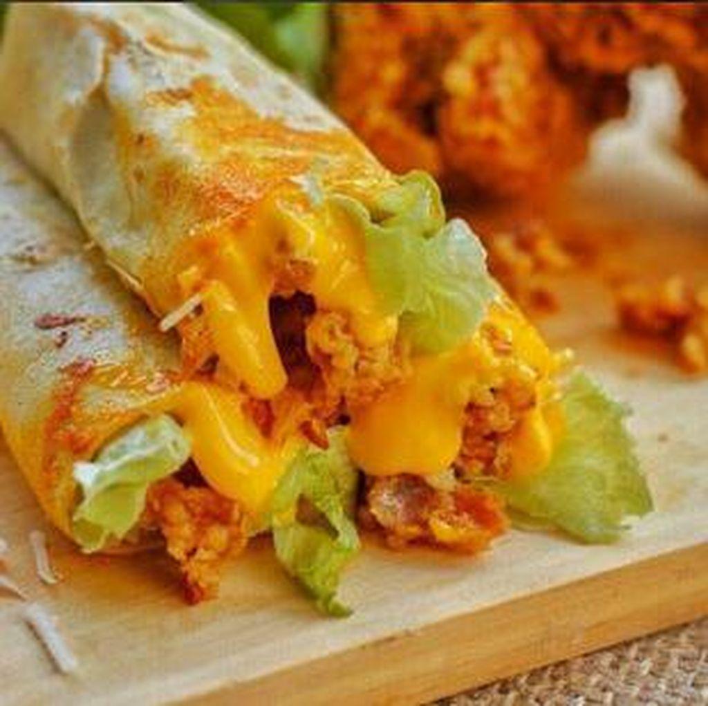 Fried Chicken hingga Kebab, Hidangan Gurih yang Makin Lezat dengan Tambahan Keju Leleh