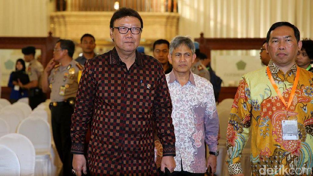 Sistem Pemilu Terbuka Terbatas Ditolak, Mendagri: Keputusannya di DPR