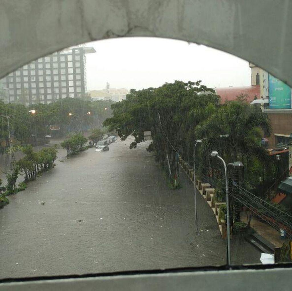 Bandung Banjir, Seperti ini Horornya