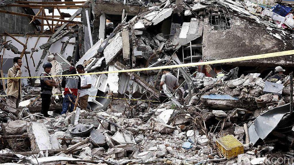 15 Saksi Diperiksa, Pemicu Ledakan di PHD Jatimelati Masih Diteliti Labfor