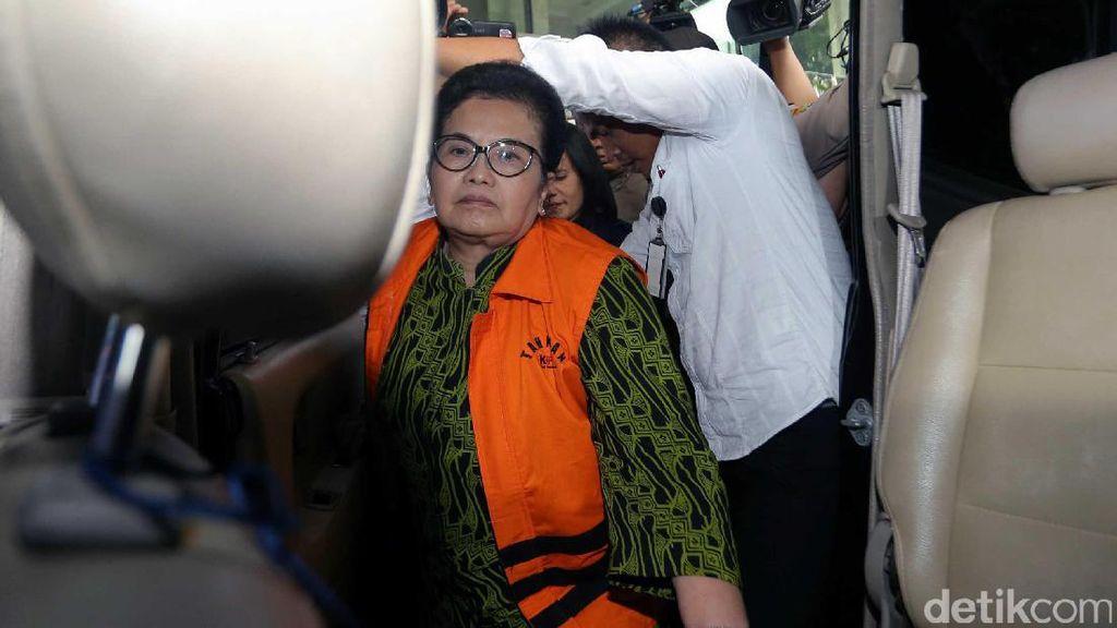 Ditahan di Rutan Pondok Bambu, Eks Menkes Siti Fadilah Mengeluh Tak Bisa Tidur