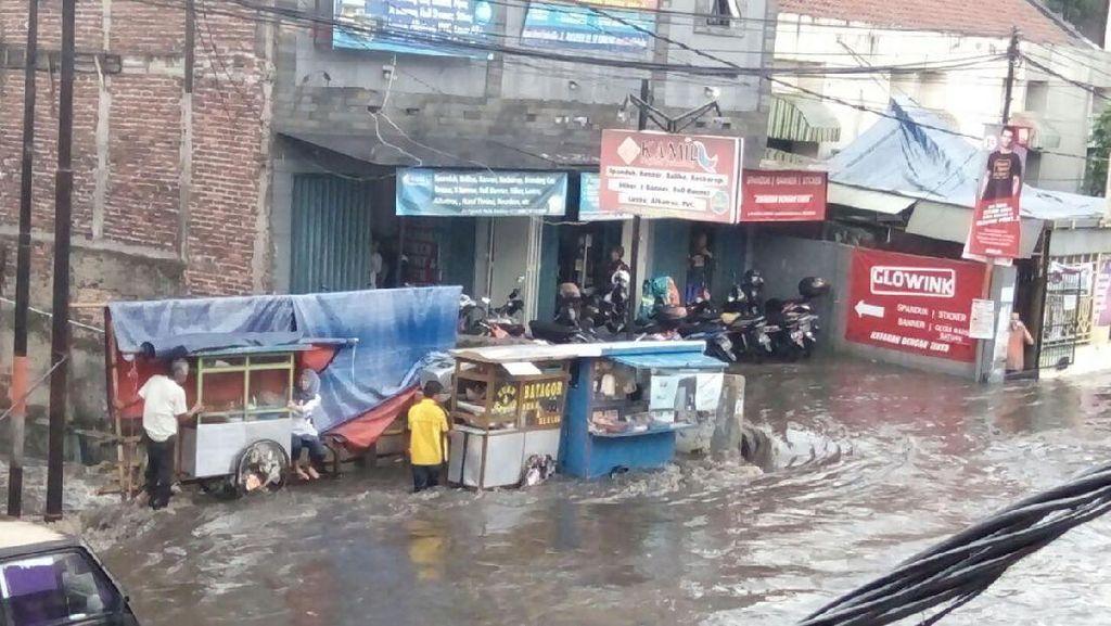 Catat! Ini Pesan Bagi Seluruh Warga Kota Bandung saat Terjadi Banjir