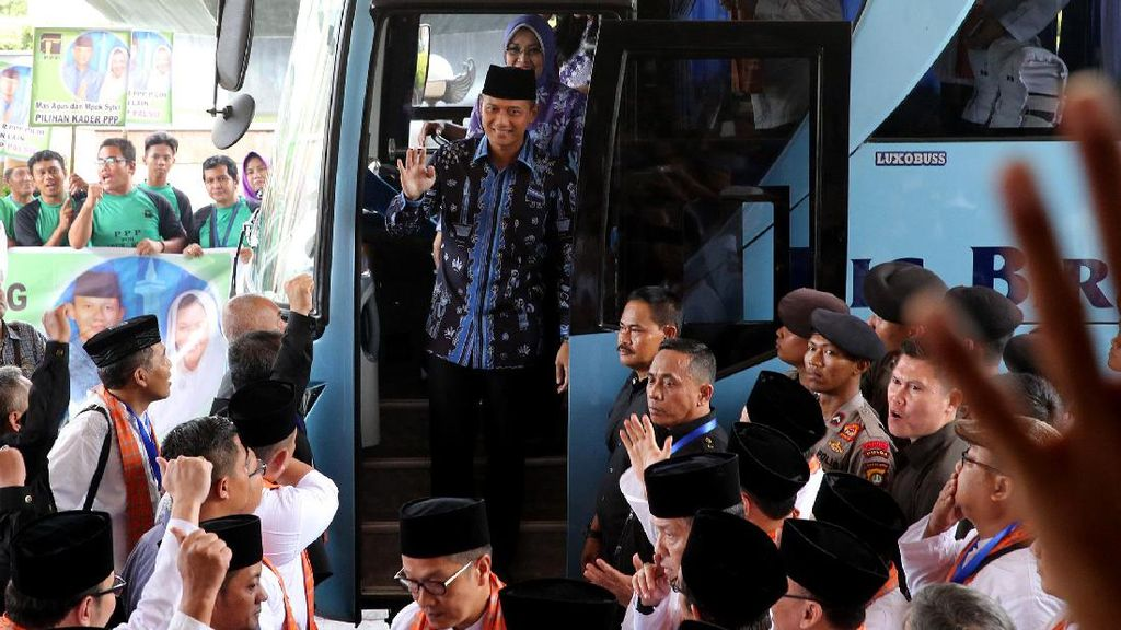 Agus Yudhoyono-Sylviana Sah Jadi Cagub-Cawagub di Pilgub DKI 2017