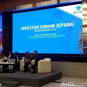 Di Depan Investor Jepang, BKPM Pamerkan Layanan Izin Investasi 3 Jam