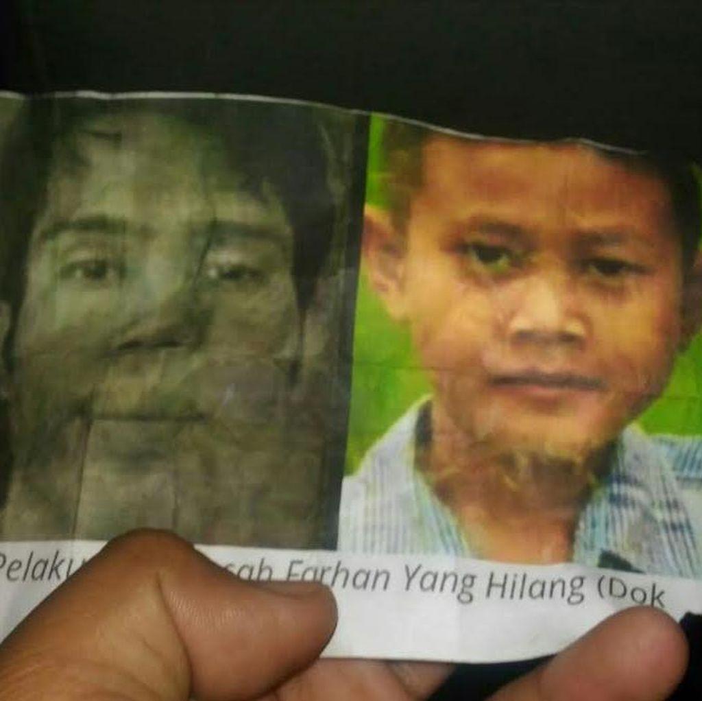 2 Pekan Hilang, Bocah Korban Penculikan Asal Sukabumi Berhasil Ditemukan
