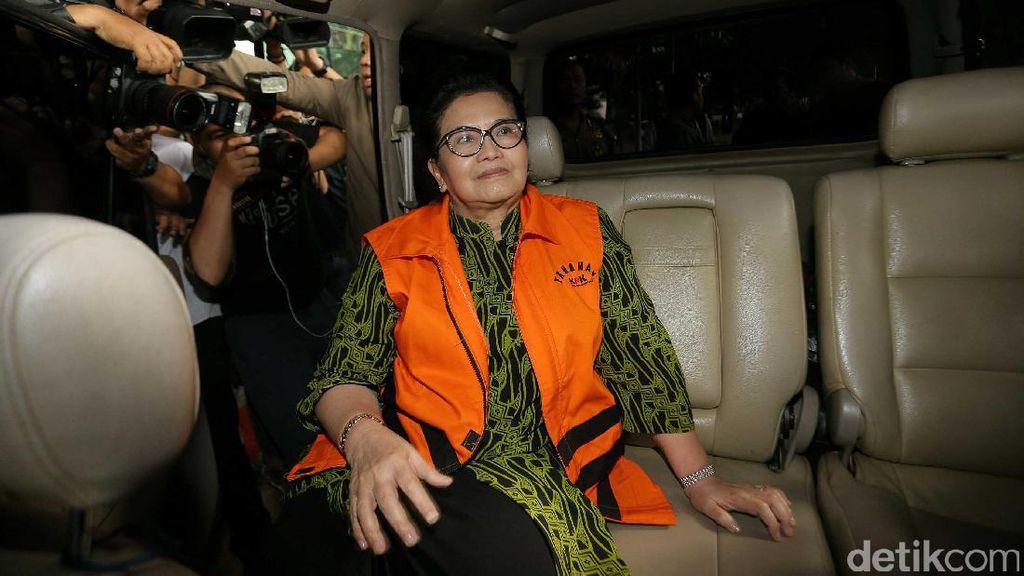 KPK Tegaskan Penahanan Eks Menkes Siti Fadilah Sesuai Prosedur