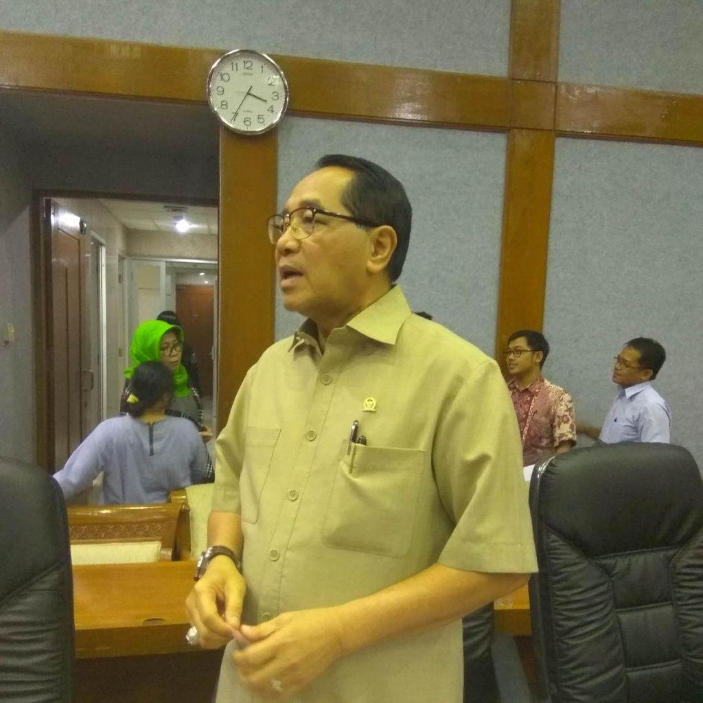 Pimpinan Baleg DPR: Pembatasan Kunker ke LN Tak Bikin Anggota Jadi Produktif
