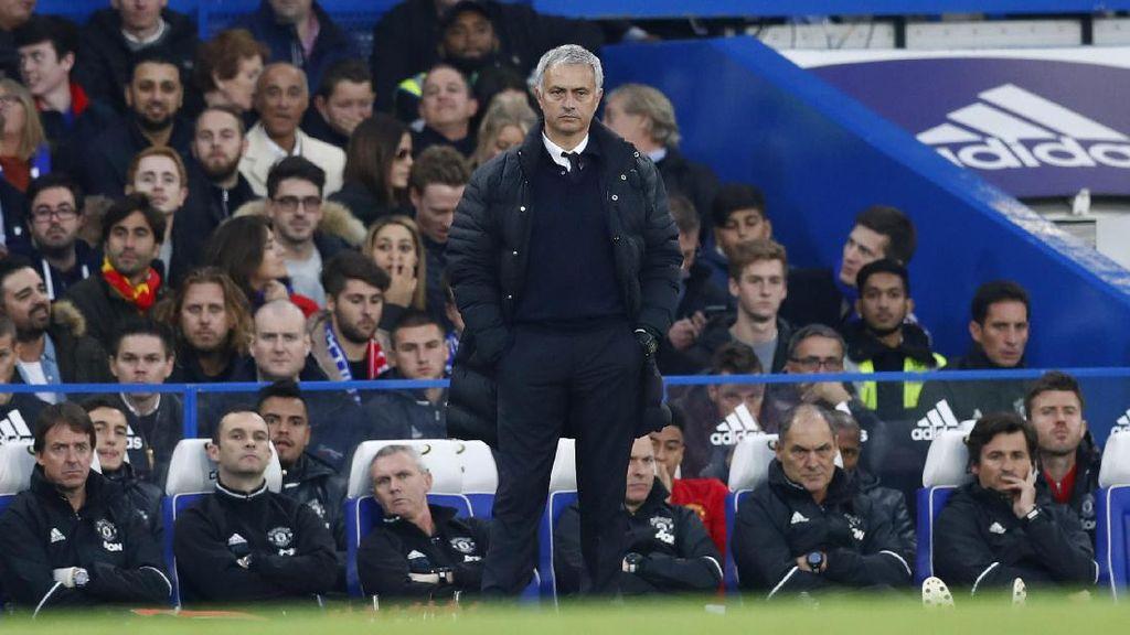 Kekalahan Terbesar Mourinho di Premier League