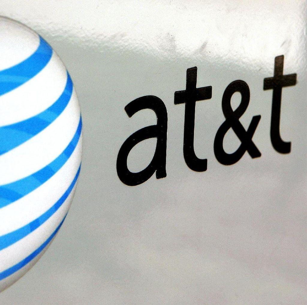 AT&T Akuisisi Time Warner Rp 1.100 Triliun