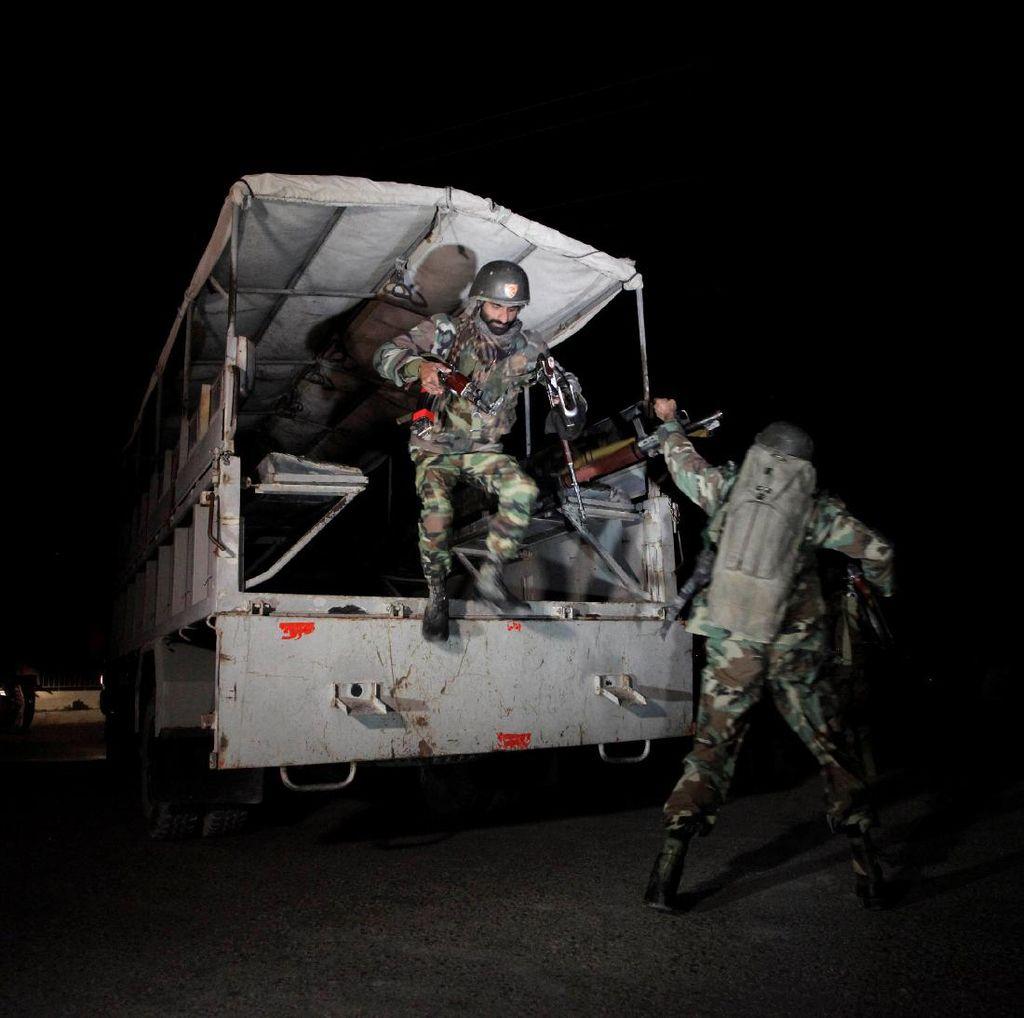 ISIS Klaim Dalangi Penyerangan Akademi Kepolisian Pakistan