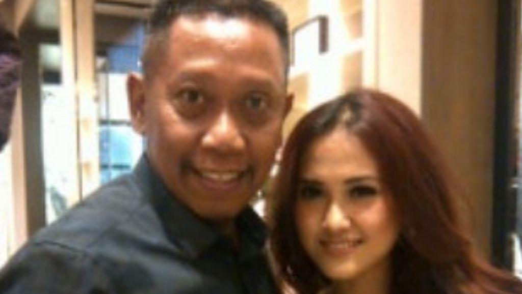 Ini Kata Meggie Diaz Soal Kabar Pernikahan dengan Tukul Arwana