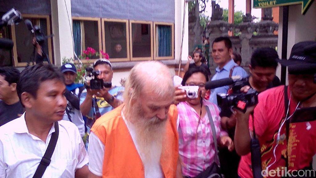 Terbukti Paedofil, Pria 72 Tahun asal Australia Dihukum 15 Tahun di PN Denpasar