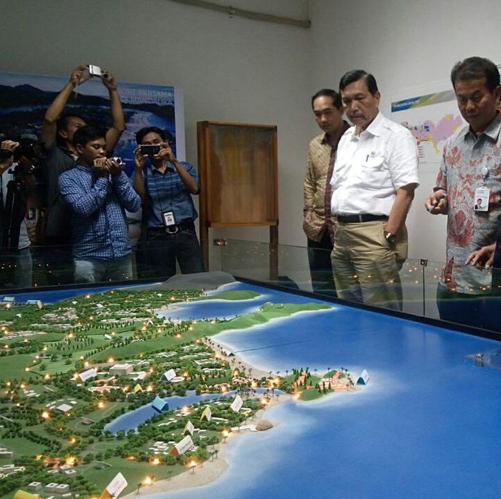NTB Diminta Gerak Cepat Bangun Kawasan Wisata Mandalika