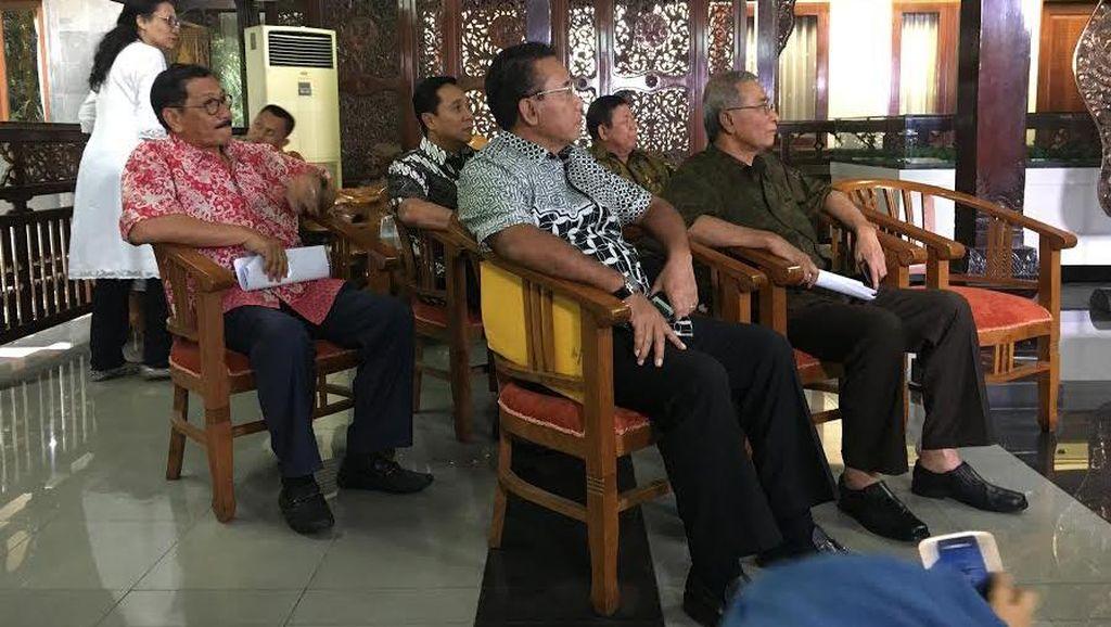 Sudi Silalahi Akui Laporan Asli TPF Munir yang Diserahkan ke SBY Hilang