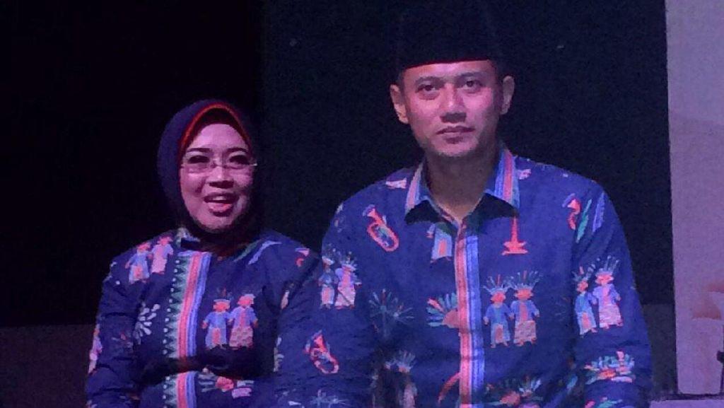 Agus Yudhoyono: Saya Siap Berkompetisi Damai dan Sehat di Pilgub DKI